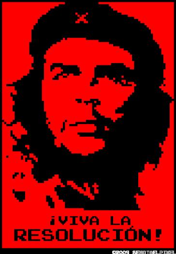 cartel de revolución
