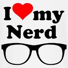 I love my nerd con gafas